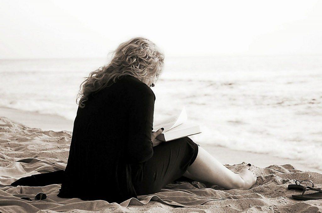 Ese momento en el que disfrutas de la lectura