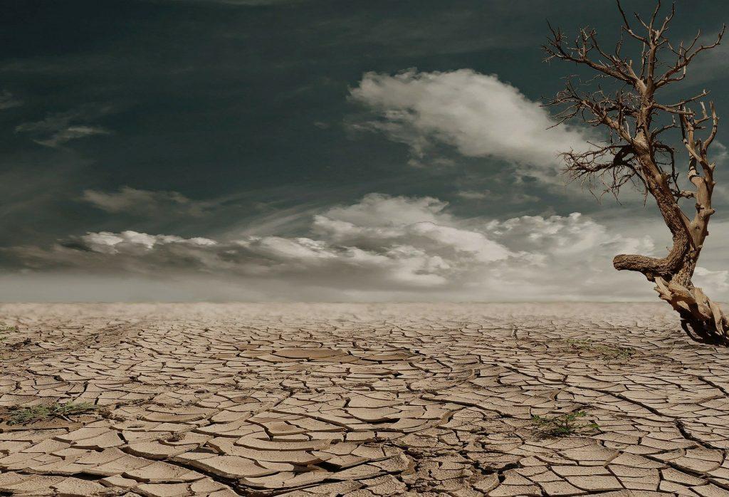 Cuando nos encontramos en un estado de tristeza es como transitar por este desierto.